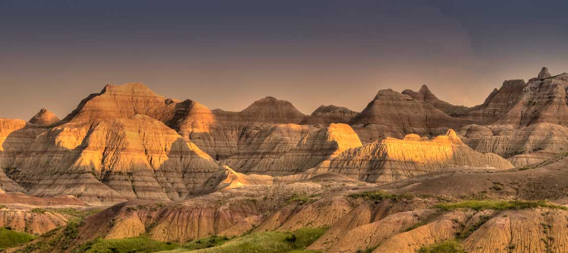 Your Stop at Badlands National Park.